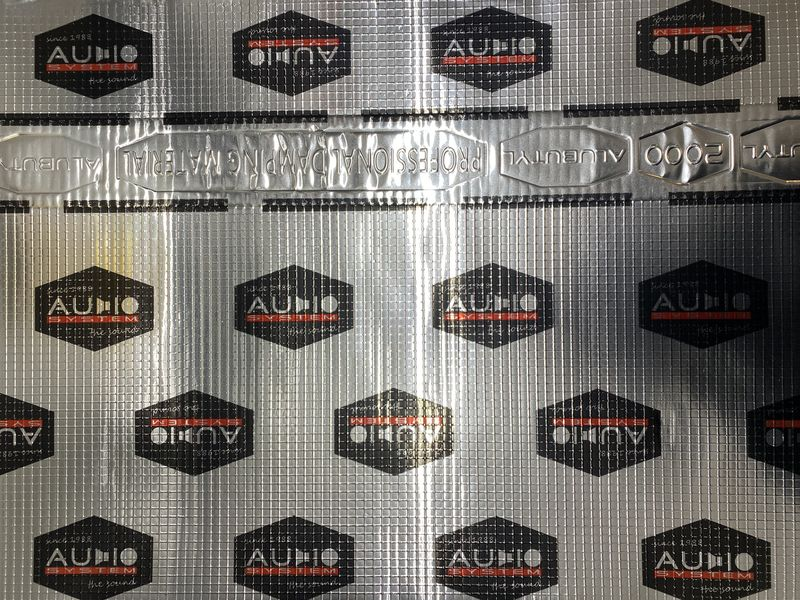 Audio System ALUBUTYL 2000